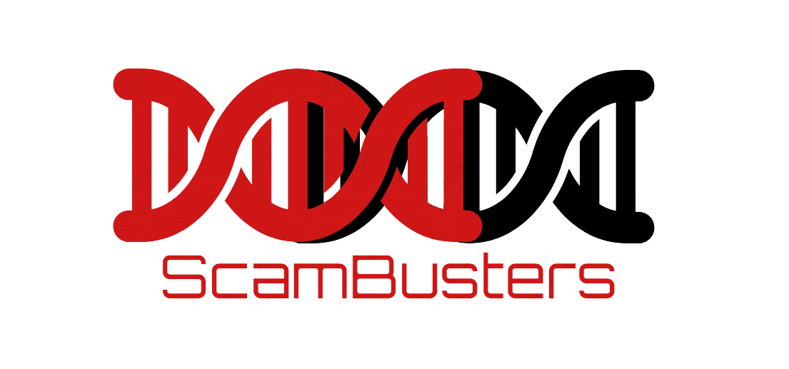 Scambusters South Africa Logo